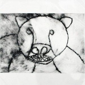 John Cocozza: Bear Cub