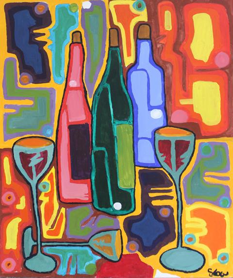Ten Bottles