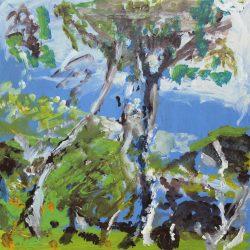 30x30 - Ralph Douglas - Untitled (Tree)