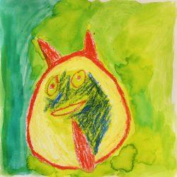 30x30 - Tommy Mason - Owl