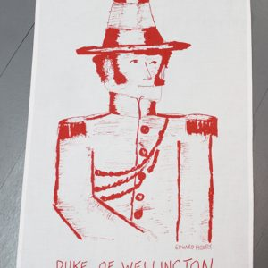 Duke of Wellington Tea Towel by Edward Henry