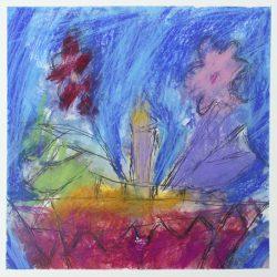 Garvald, Edinburgh. artist Kwok Kin Chan