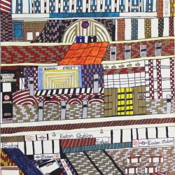'Euston-Glasgow' by Ian Wornast