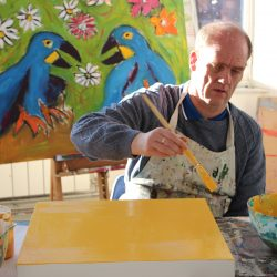 Terry Williams Venture Arts Residency