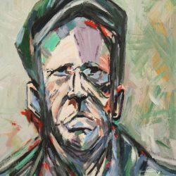 John McNaught solo exhibition