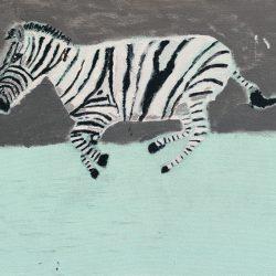 Zebra by Robert Cornish