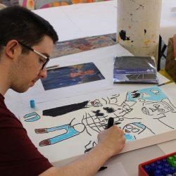 Art matter class Project Ability