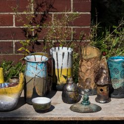 Raku cermaic workshop