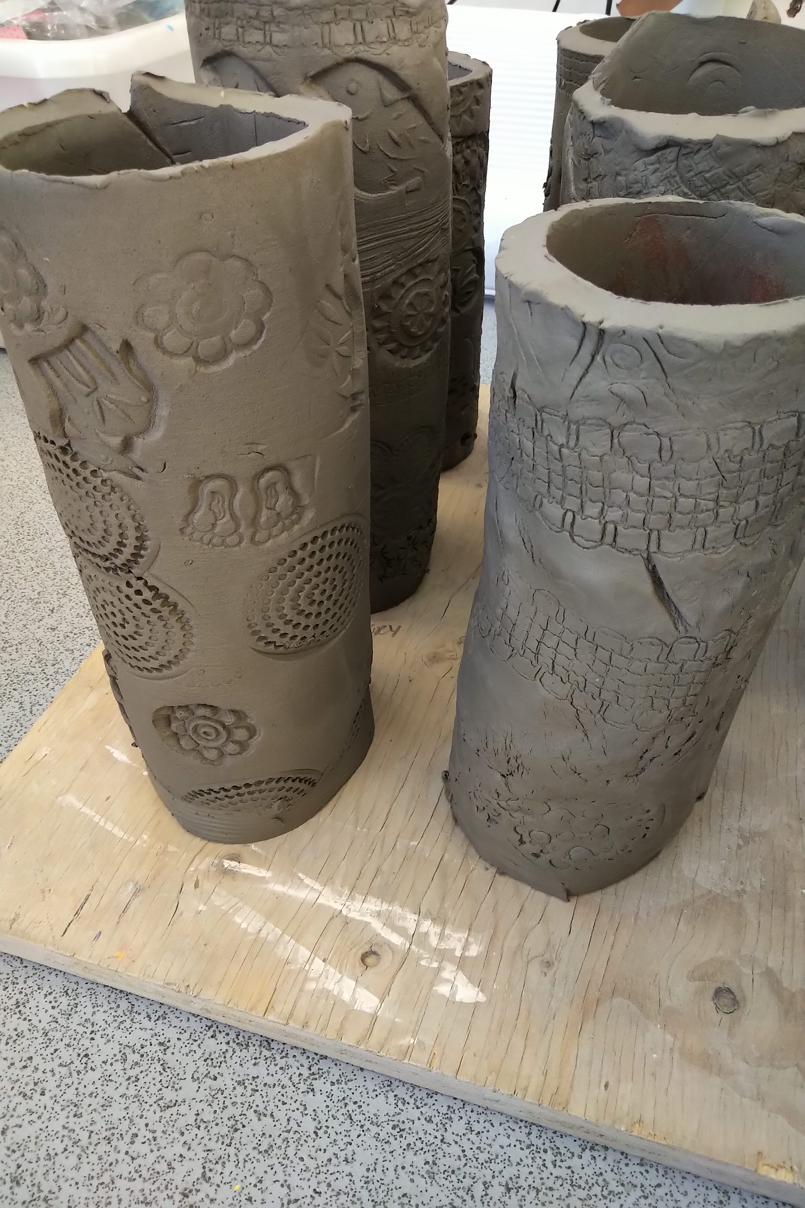 Corseford art class
