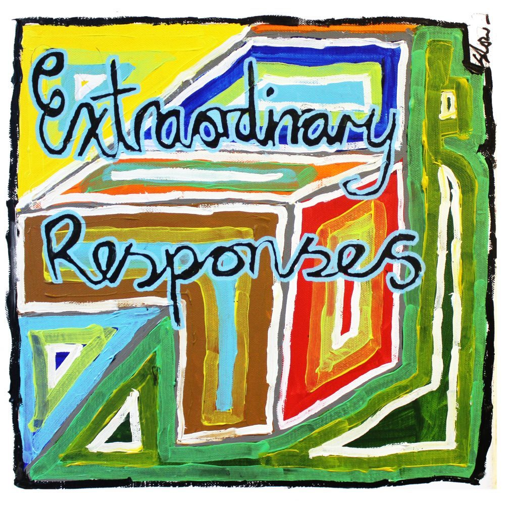 Extraordinary responses exhibition for outsider art