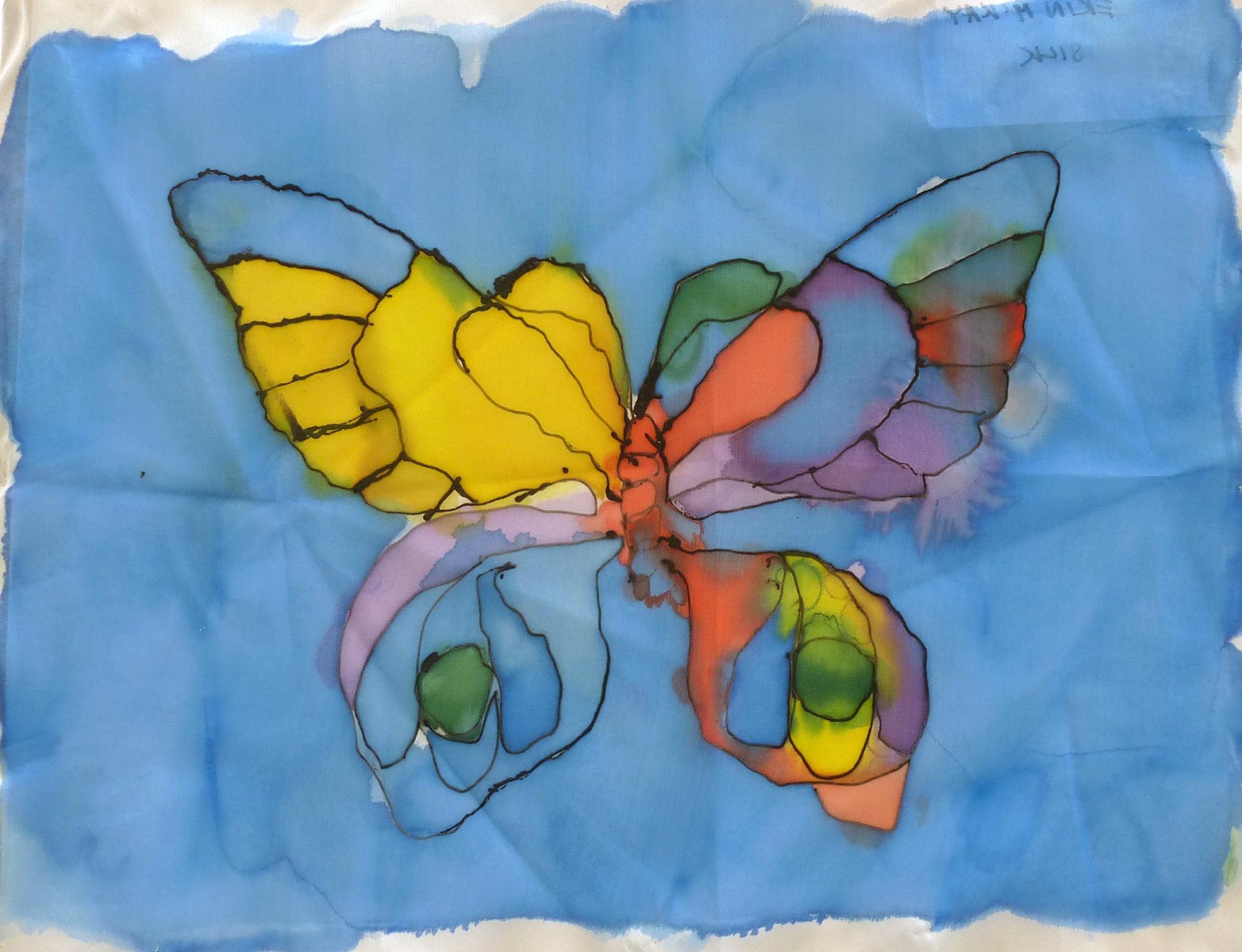 Butterfly Silk' by Erin McKay
