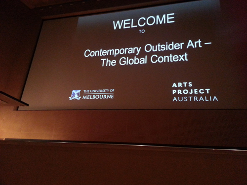 Contemporary Outsider Art- The Global Context