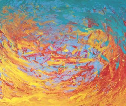 Tony Higgins abstract