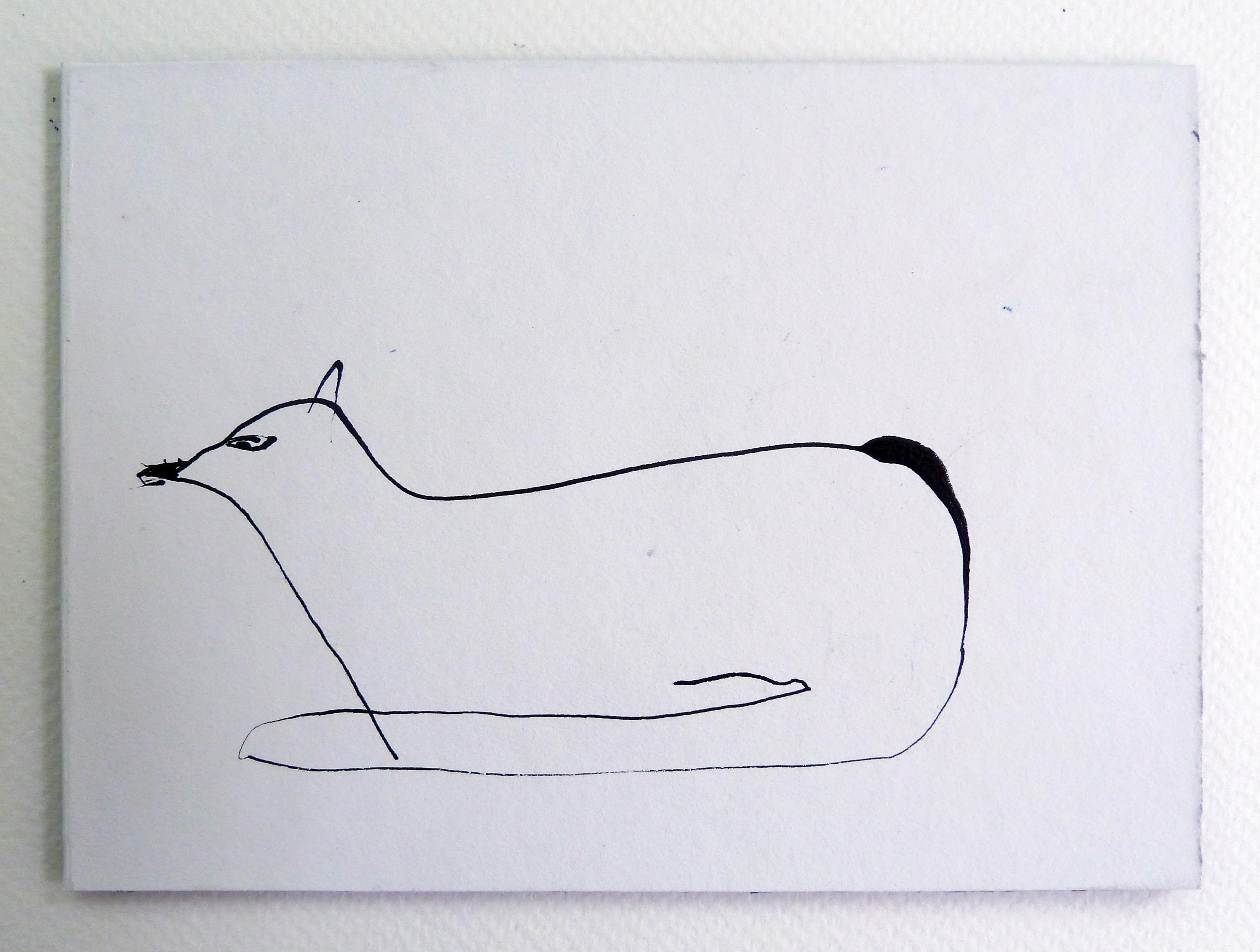 Wintercoat Fox by Scott Smith
